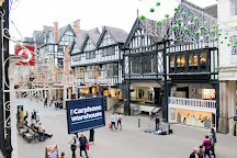 Eastgate Clock, Chester, United Kingdom