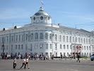 Правительство Тверской Области, Советская площадь на фото Твери