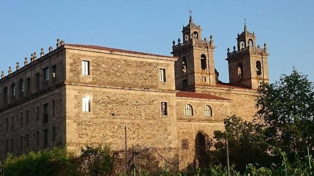 Monastery of San Vicente do Pino