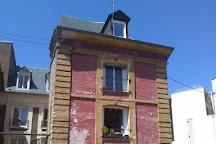 Dieppe Ville D'art Et D'histoire, Dieppe, France