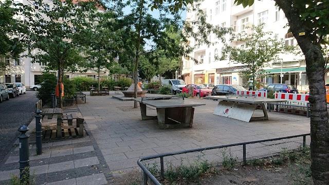 Bohmischer Platz