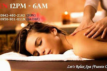Let's Relax Beauty Lounge & Spa, Cebu City, Philippines