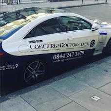 Concierge Doctor london