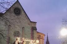 Cathédrale Saint Caprais, Agen, France