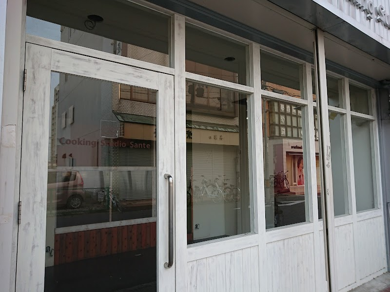 かき氷サンテカフェ