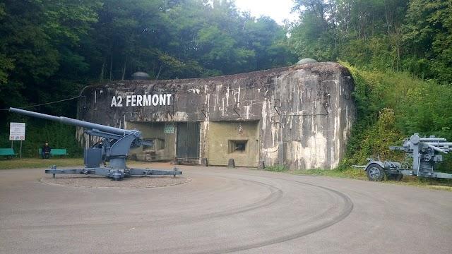 Ouvrage de Fermont - Ligne Maginot