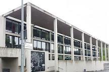 Centre National de l'Audiovisuel (National Audiovisual Center), Dudelange, Luxembourg