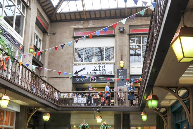 Visit Byram Arcade on your trip to Huddersfield or United