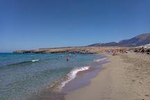 Potamos Beach, Malia, Greece