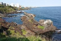Yongduam Rock, Jeju, South Korea
