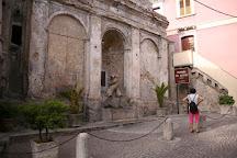 Fontana dei Delfini, detta Gebbia, Stilo, Italy