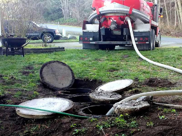 Lucky Septic Tank Cleaning