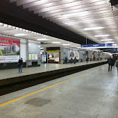 Железнодорожная станция  Warszawa Srodmiescie