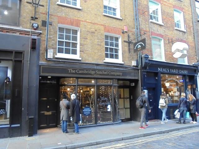 Cambridge Satchel Company Men's Store