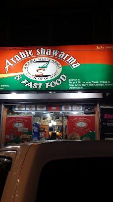 Arabic Shawarma and Fast Food abbottabad