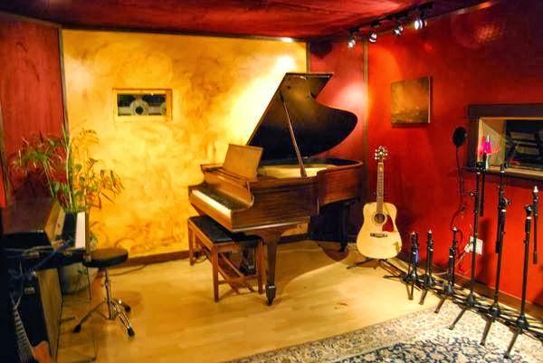Black Pedal Records Studio