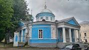 Церковь Успения Божией Матери, Георгиевская улица, дом 3А на фото Пскова