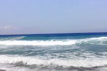 Trillionaire Beach, Scilla, Italy
