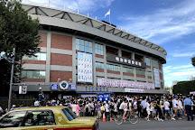 Jingu Stadium, Shinjuku, Japan