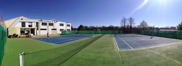 Ligue de Tennis Nouvelle Aquitaine - Pôle de Limoges