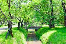 Nanko Park, Shirakawa, Japan
