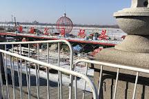 Stalin Park, Harbin, China