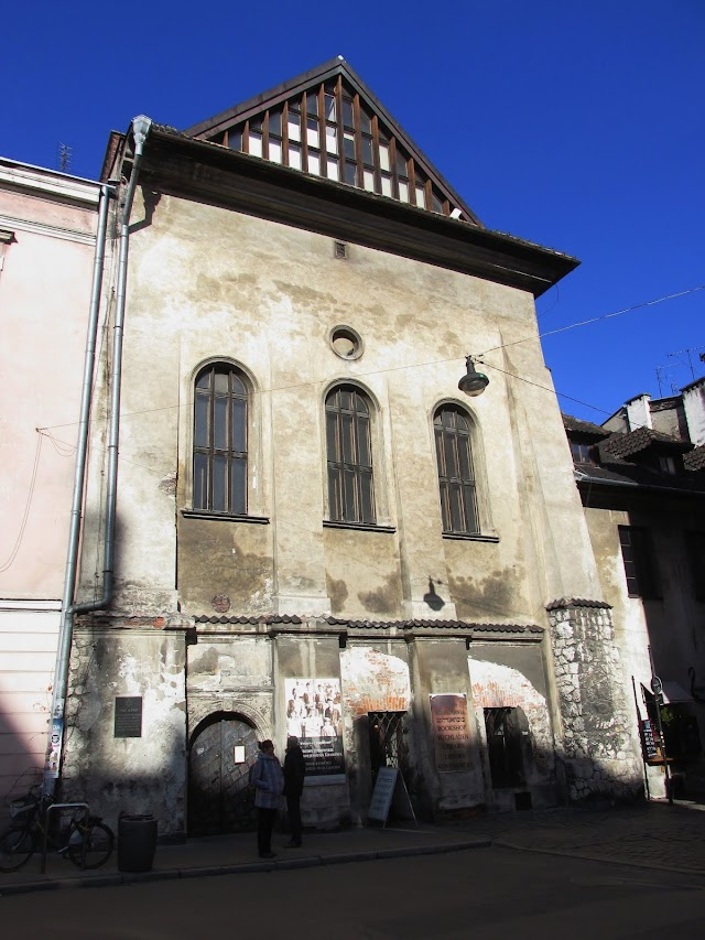 Synagoga Wysoka