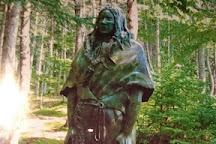 Beothuk Interpretation Centre Provincial Historic Site, Boyd's Cove, Canada