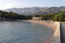 Milocher Park, Sveti Stefan, Montenegro