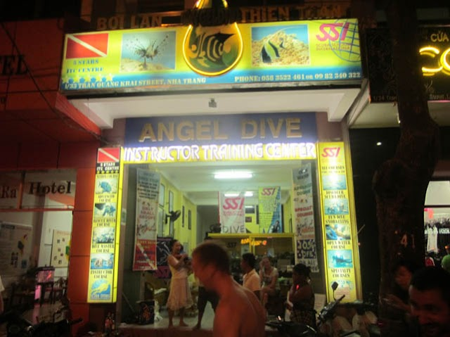 Angel Dive Center and Instructor Training Center