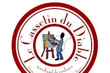 Le Cassetin du Diable, La Ciotat, France