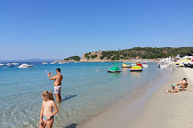 Alykes beach, Ammouliani, Greece