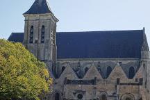 Eglise de la Madeleine, Chateaudun, France