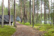 Rokuan Kansallispuisto, Ahmas, Finland