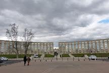 Esplanade d'Europe, Montpellier, France