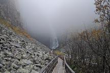 Njupeskar waterfall, Sarna, Sweden