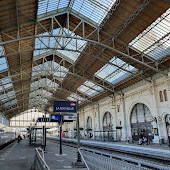 Train Station  La Rochelle Ville