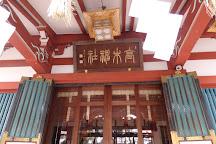 Takagi Shrine, Oshiage, Japan