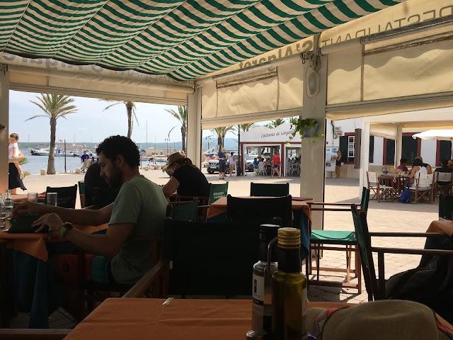 Restaurante S'Algaret