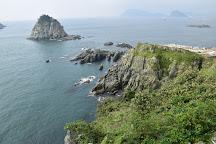Oryukdo Island, Busan, South Korea