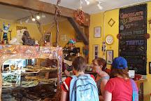 Shugarman's Little Chocolate Shop, Madrid, United States