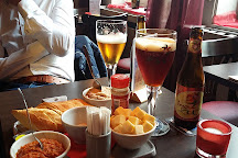 Cafe Rose Red, Bruges, Belgium