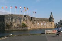 Chateau de Keriolet, Concarneau, France