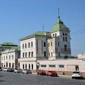 Железнодорожная станция  Chernovtsy