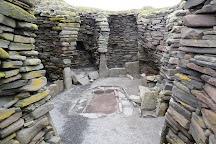 Jarlshof Prehistoric and Norse Settlement, Sumburgh, United Kingdom