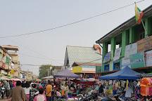 Central Market, Sittwe, Myanmar