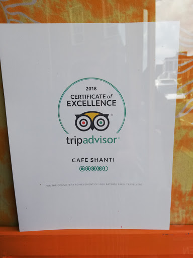 Cafe Shanti