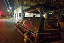 Hearse Ghost Tours, Savannah, United States