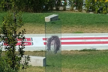 Monumento Marco Simoncelli, Coriano, Italy