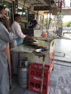 Taimuri Roll Paratha islamabad
